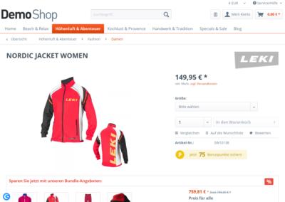 Shopware Demo